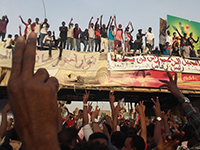 Proteste in Sudan, 2019