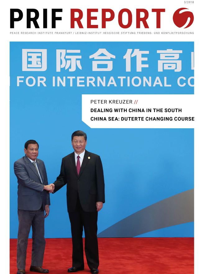 Download: Dealing With China in the South China Sea: Duterte Changing Course