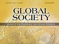 Global Society Cover (Photo: Taylor & Francis)