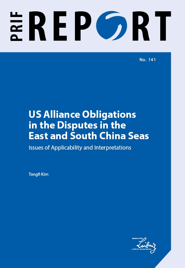 Download: US Alliance Obligations in the Disputes in the East and South China Seas