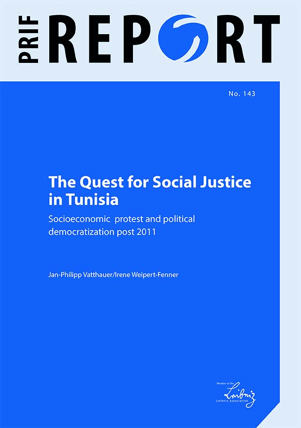Download: The Quest for Social Justice in Tunisia. Socioeconomic  protest and political democratization post 2011