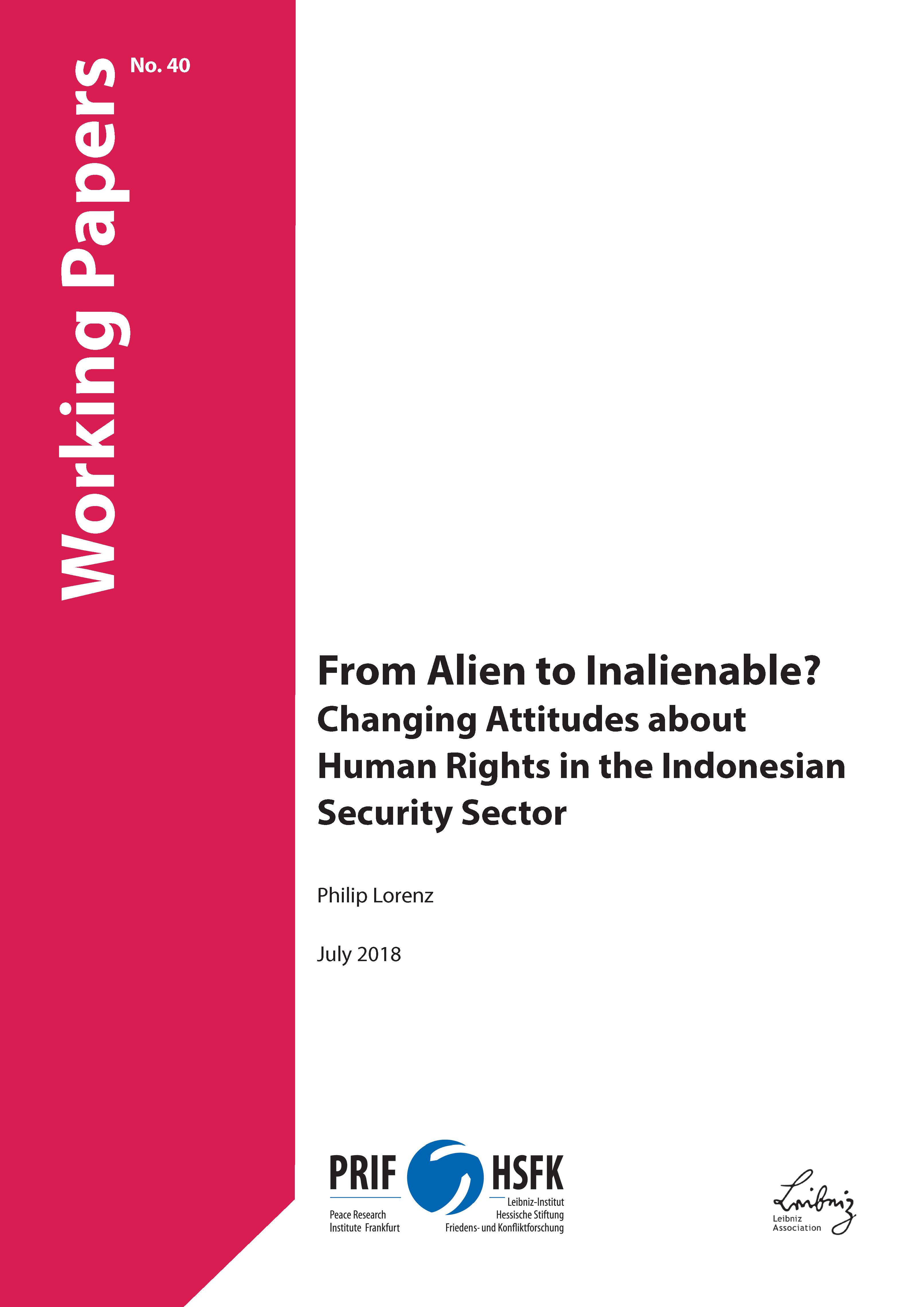 Download: From Alien to Inalienable?