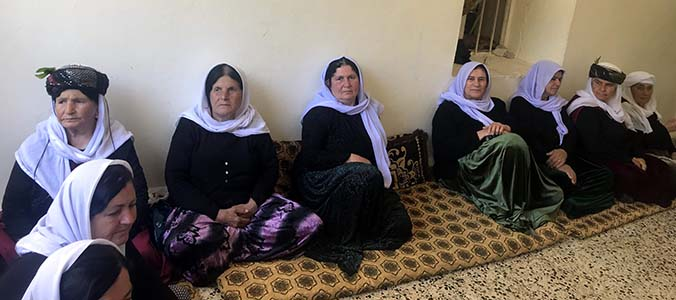 Endangered Future: Yezidis in Post-Genocide Iraq