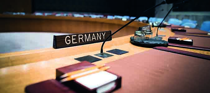 Germany on the UN Security Council