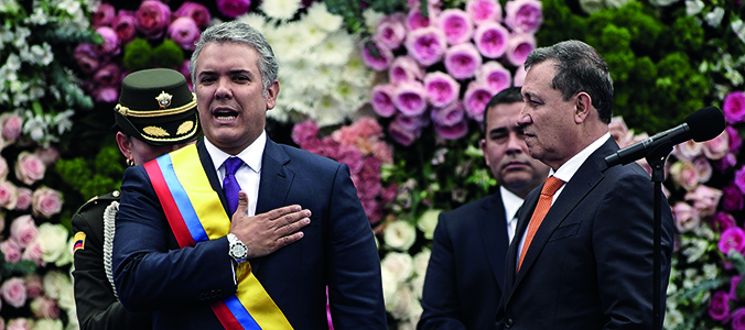 Colombia Under the Duque Government