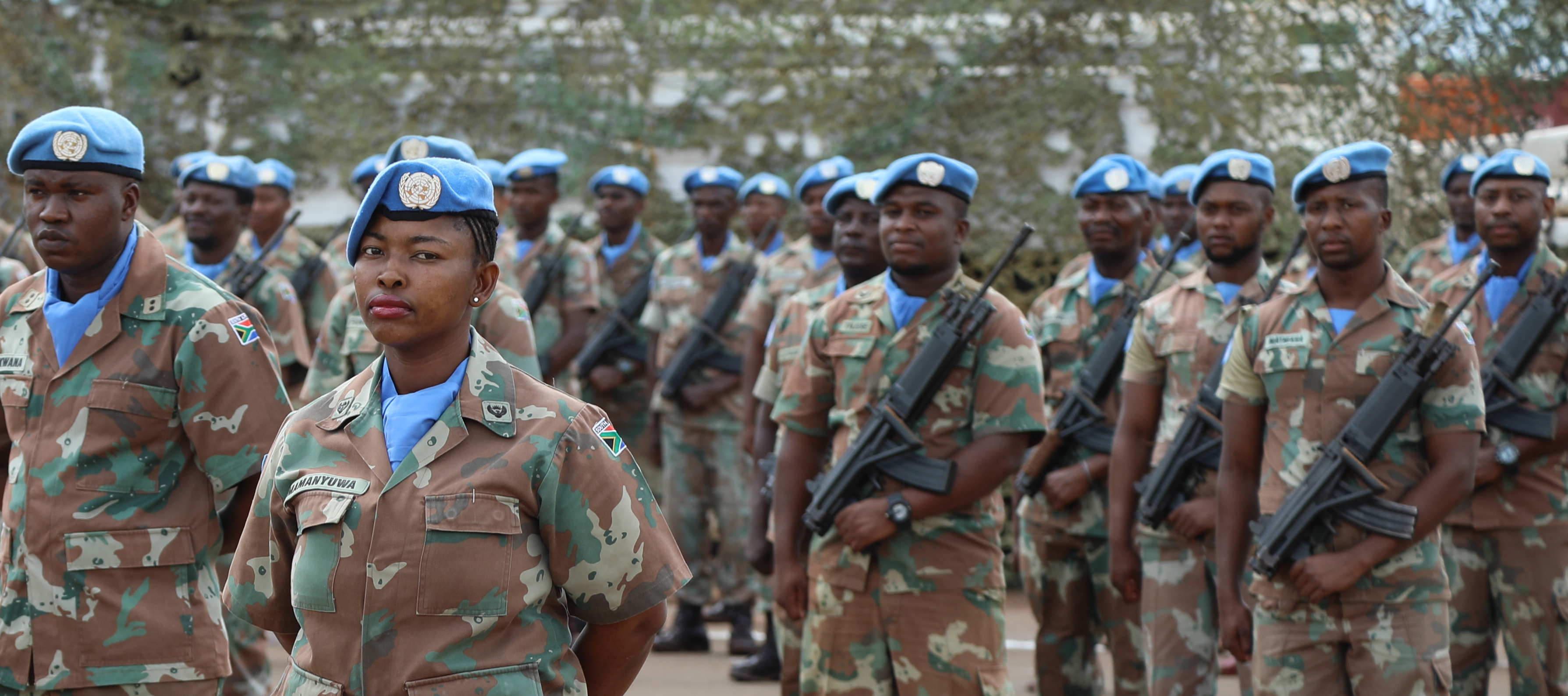 Masculinities in Peacekeeping