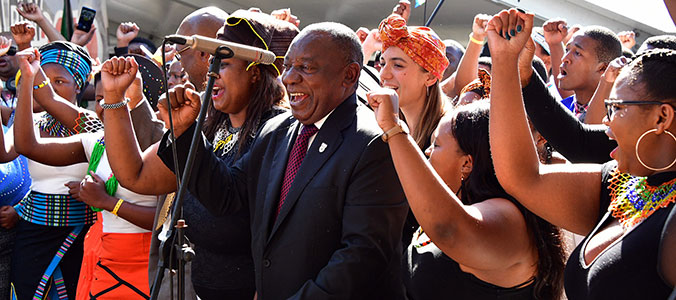 South Africa: A new dawn for gender justice?
