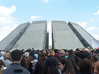 Armenian Genocide Memorial, Yerevan (Foto: Wikimedia Commons, 23artashes)