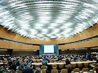 CCW Informal Meeting of Experts in Genf (Photo: flickr, UN Geneva, https://bit.ly/2w4jnPu, CC BY-NC-ND 2.0)