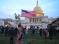 Capitol Riots (Photo: Tyler Merbler, Flickr, CC BY 2.0).