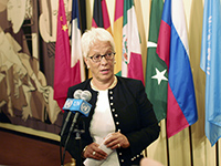 Carla del Ponte (UN Photo/Stephenie Hollyman)