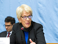 Carla del Ponte (Foto: UN Photo/Violaine Martin, Flickr, CC BY-NC-ND 2.0)
