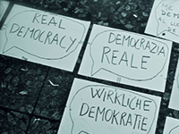 """Real Democracy"" (Photo: Pepe Pont, flickr, https://bit.ly/2zbJ2q3, CC BY-ND 2.0)"