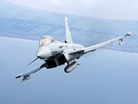 Eurofighter (Photo: Bundeswehr/Bicker)