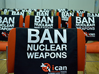 ICAN meeting in London (Foto: International Campaign to Abolish Nuclear Weapons)