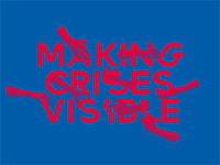 "Logo von ""Making Crises Visible"""