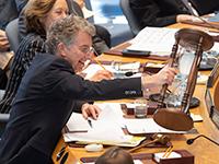 Christoph Heusgen im UN-Sicherheitsrat. Foto: UN Photo/Eskinder Debebe