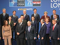 PRIF Spotlight 12/2019 zum NATO-Gipfel in London. Foto: NATO