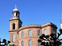 Paulskirche Frankfurt (Foto: Andreas Praefcke, Wikimedia Commons, CC BY 3.0 Unported).