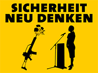 """Veranstaltungsreihe """"Sicherheit neu denken"""" (Grafik: meinhardt)"""