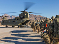 Truppenabzug aus Afghanistan (Foto: US Army, Flickr, CC BY 2.0).