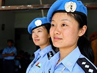 United Nations police officers of the UN Mission in Timor-Leste. (Photo: flickr, UN Photo/Martine Perret, http://bit.ly/2A0mmeB, CC BY-NC 2.0)