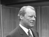 Willy Brandt. Foto: Bundesarchiv, B 145 Bild-F034158-0004 / Engelbert Reineke / CC-BY-SA 3.0