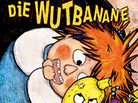 Cover: Die Wutbanane, Illustration von Chunhua Chen