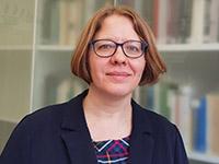 Claudia Baumgart-Ochse (Foto: HSFK)