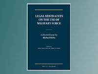 "Cover ""Legal Restraints on the Use of Military Force"""