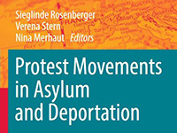 """Protest Movements in Asylum and Deportation"" (Coverfoto)"