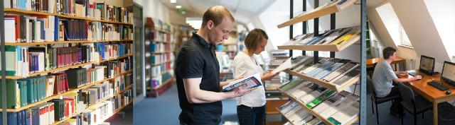 HSFK-Bibliothek