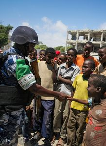 African Union Mission in Somalia (Foto: AMISOM Public Information, Flickr, Public Domain).