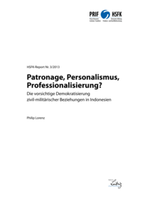 Download: Patronage, Personalismus, Professionalisierung?