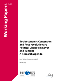 Download: Socioeconomic contention and post-revolutionary political change in Egypt and Tunisia