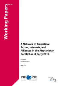 Download: A Network in Transition: Actors, Interests, and Alliances in the Afghanistan Conflict as of Early 2014