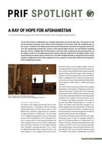 Download: A Ray of Hope for Afghanistan