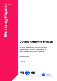 Download: Output, Outcome, Impact