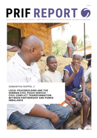 Download: Local Peacebuilding and the German Civil Peace Service