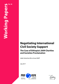 Download: Negotiating International Civil Society Support