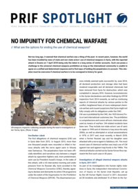 Download: No Impunity for Chemical Warfare