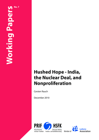 Download: Hushed Hope - India, the Nuclear Deal, and Nonproliferation